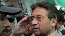 Court remands Pakistan's Musharraf for 14 days
