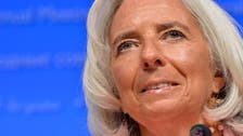 IMF's Lagarde: Markets are in correction, perhaps over-reacting