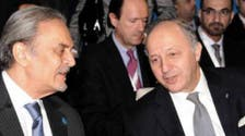 Saudi and French ministers say more support needed for Syrian opposition