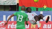 Burkina Faso beat Algeria in African World Cup playoff