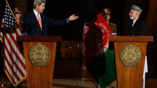 Kerry says partial Afghan security deal reached