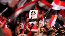 السيسي: ثورتا 25 يناير و30 يونيو استكمال لنصر أكتوبر