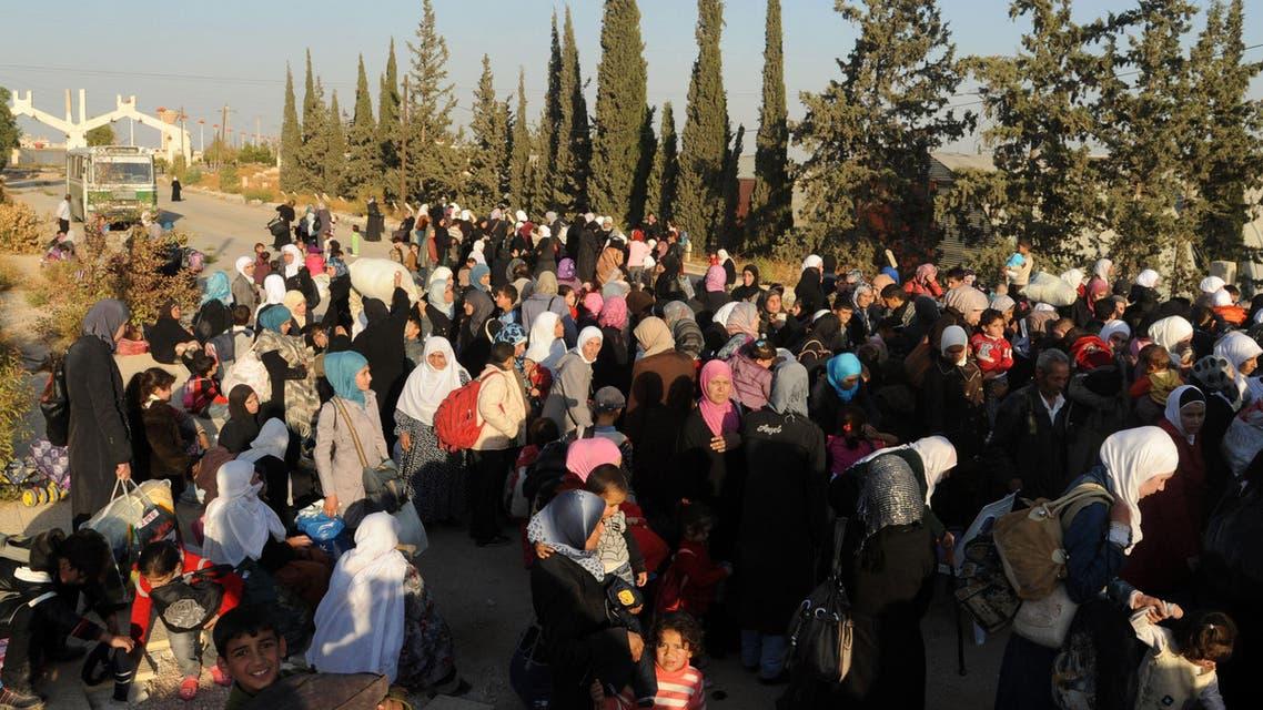 AFP Syria evacuation