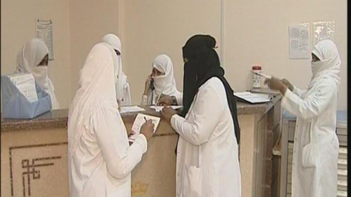 THUMBNAIL_ أكثر من 5900 ممرض وممرضة في مستشفيات منى خلال الحج