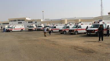 610  موظفين لصد الحجيج عن كورونا بينهم 130 امرأة