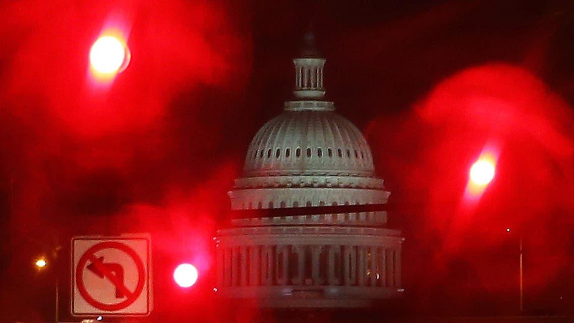 Senate lights AFP