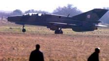 MiG-21 crash in southern Egypt kills 1 villager