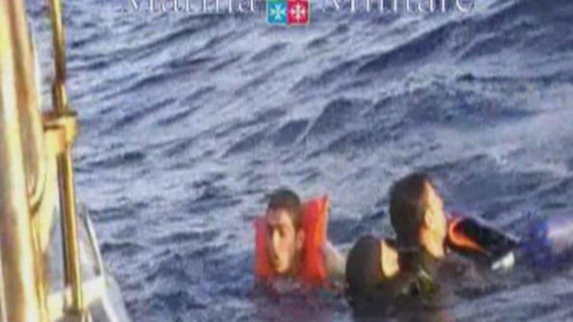 غرق شدن مهاجران غیرقانونی