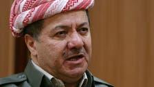 Iraqi Kurdistan's chief ready to strike militants in Syria, Iraq