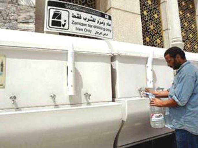 بئر زمزم.. تجود بالماء لملايين البشر منذ 4000 سنة
