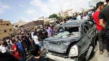 سيارة مفخخة تستهدف عسكريين في بنغازي الليبية