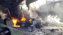 Bomb in Syria's Idlib kills 30 govt fighters