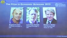 Three Americans win Nobel economics prize