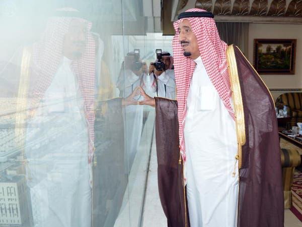 ولي العهد السعودي يشرف على راحة الحجاج من مشعر منى