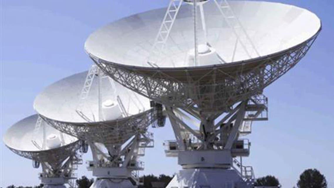 محطة القمر الصناعي بالمعادي