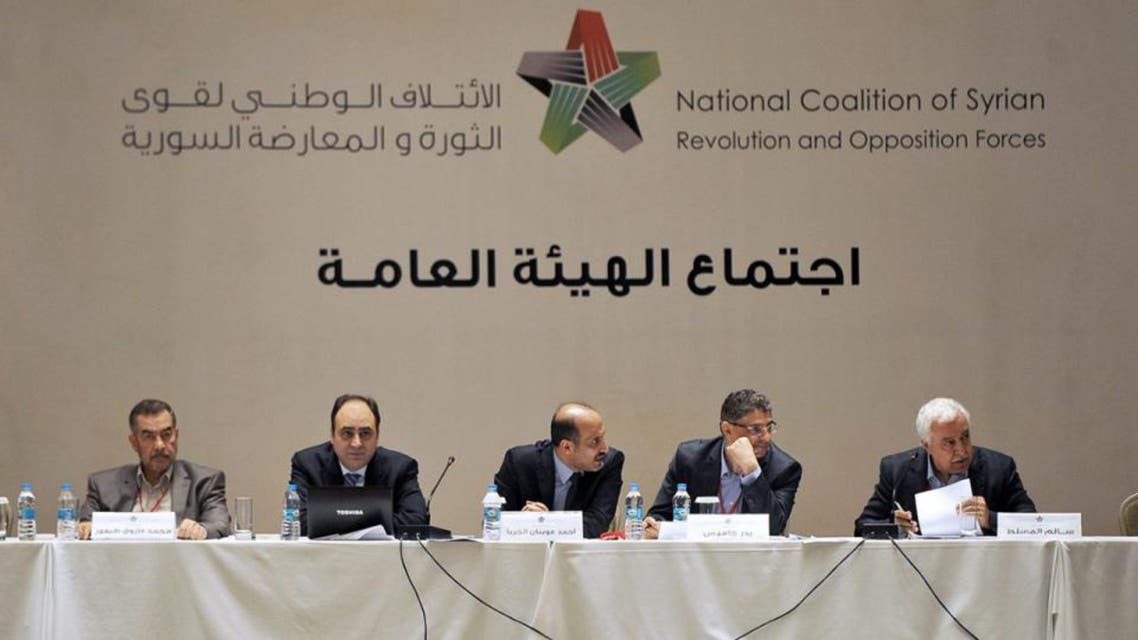 In a statement, the Syrian National Coalition opposition grouping said it backed the U.N.-OPCW mission but insisted none of the weapons sites were under rebel