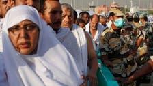 Arab Muslim pilgrims share concerns over political instability
