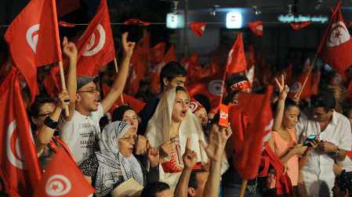 تظاهرات تونسية (أرشيفية)