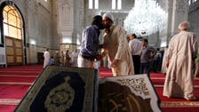Muslims around the world celebrate first day of Eid al-Adha