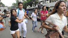 Major quake shakes central Philippines, kills 93
