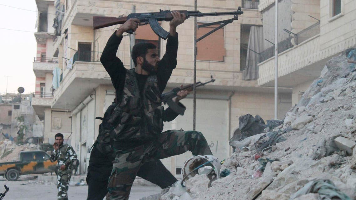 Reuters Syria