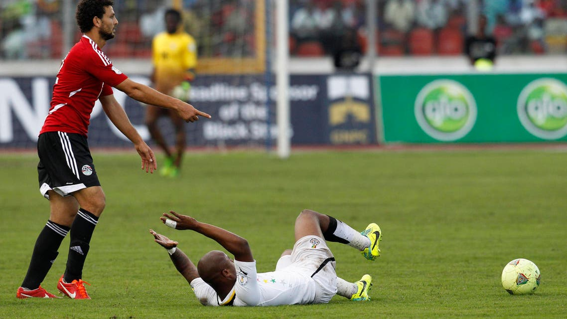 Ghana beat Egypt 6-1 on Tuesday in the first leg, boosting the Black Stars comfortably into the competition