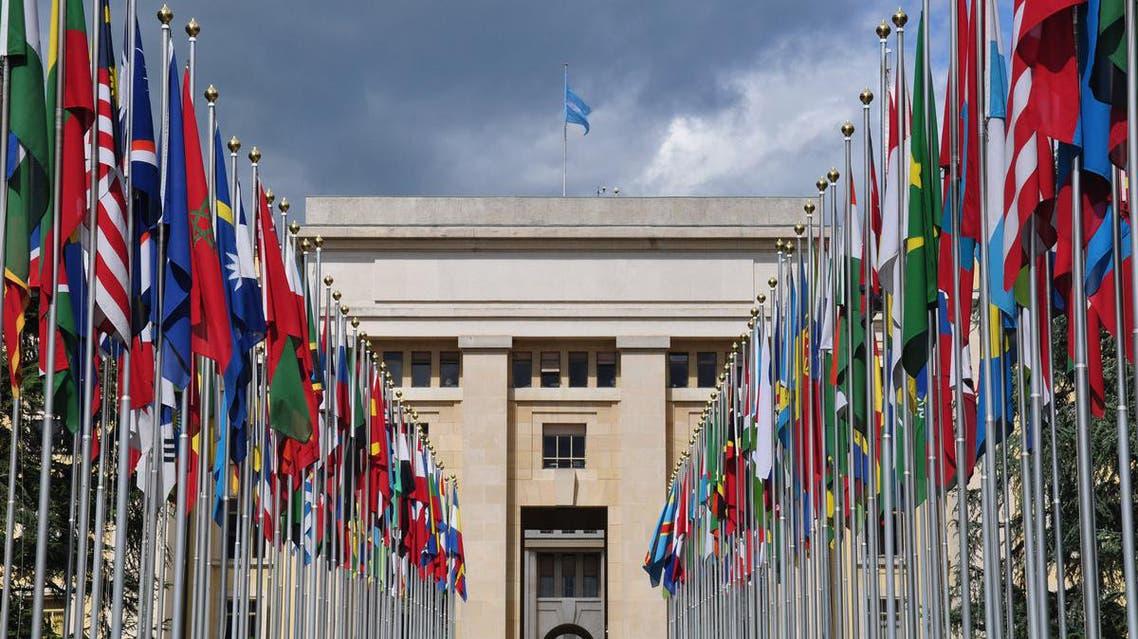 مقر الأمم المتحدة في جنيف
