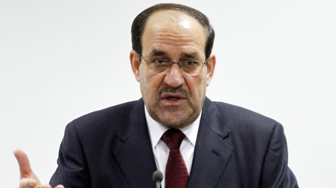 Maliki Reuters
