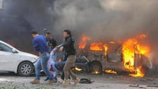Twenty-one killed as truck hit by blast in south Syria