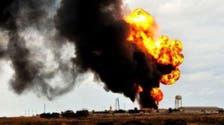 انفجار بمنشآت نفطية في الأهواز بالتزامن مع مفاوضات جنيف