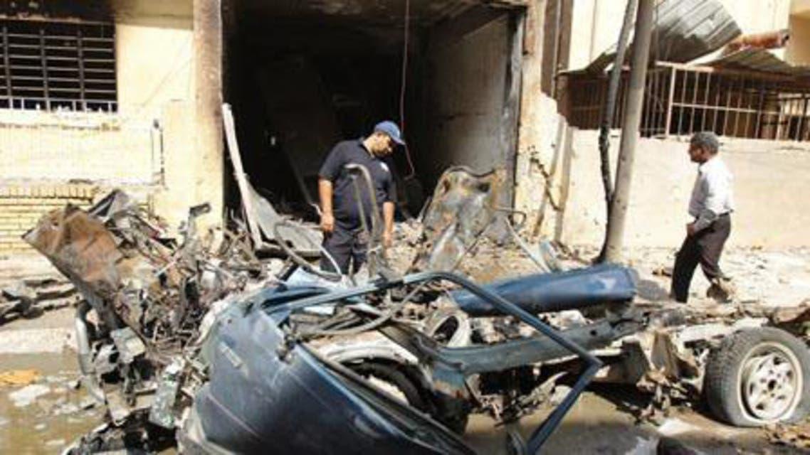 تفجير شمال العراق