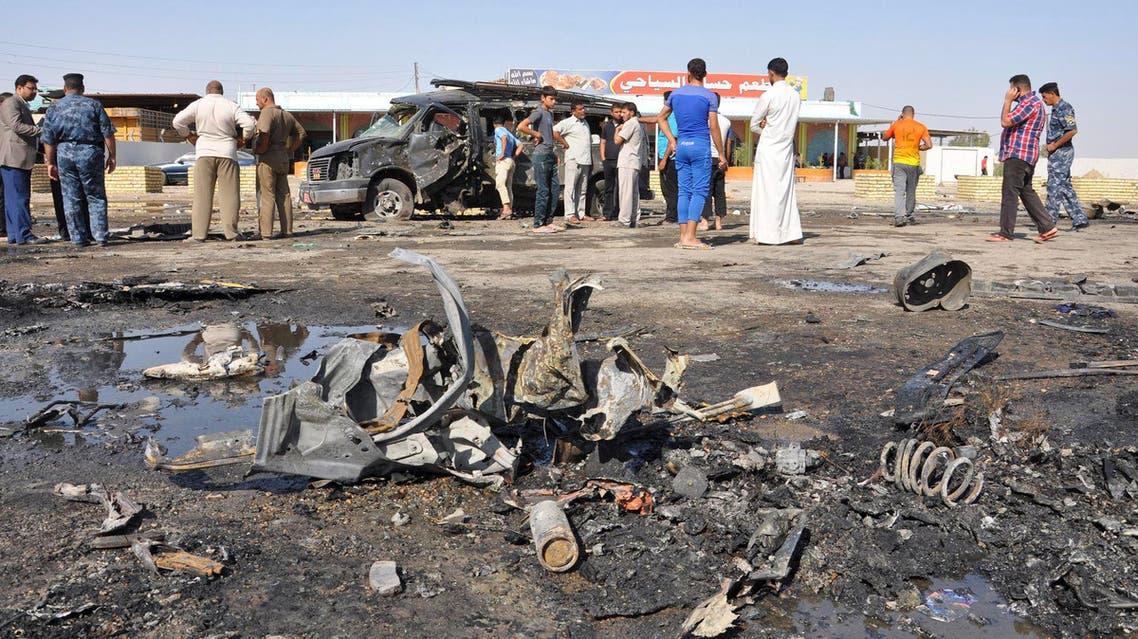 South Baghdad Reuters