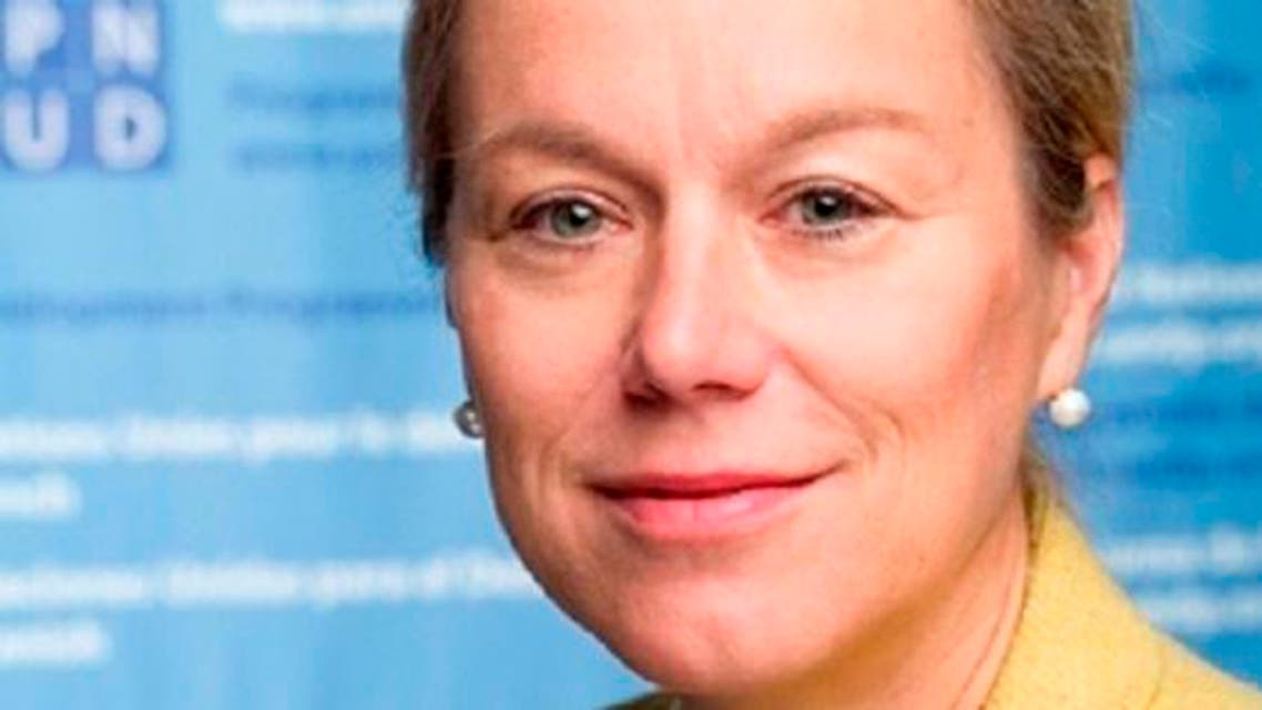 Kaag is a U.N. assistant secretary general who speaks fluent Arabic and has wide Middle East experience. (Courtesy: twitter.com/SigridKaag)