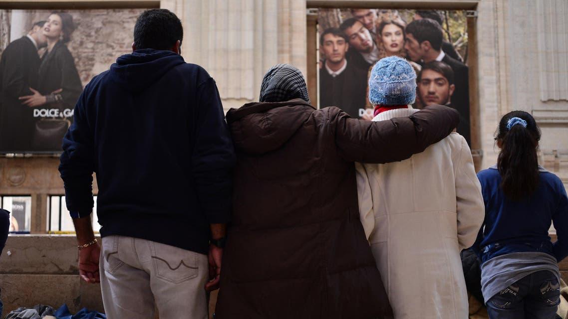 Milan AFP Syrian