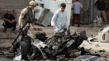 Suicide bomber kills 15 in north Iraq