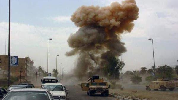تفجير سابق في الموصل