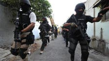Indonesian police shoot dead suspected militant