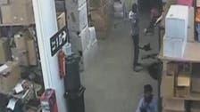 Video: Nairobi gunmen pray during mall attack
