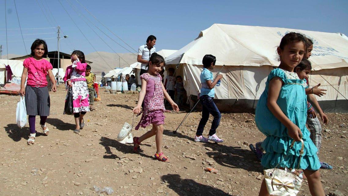 syria refugees reuters