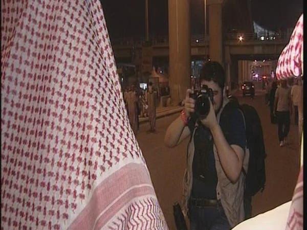 شاب سوري يوثق الحج والمناسك بعدسة الكاميرا