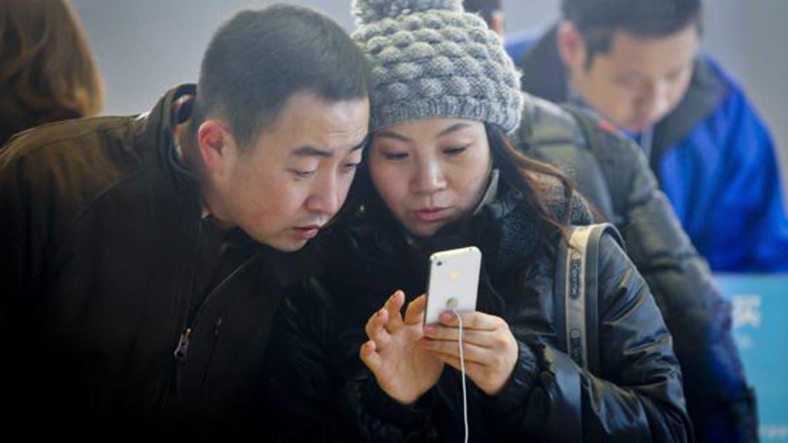 زوجان صينيان