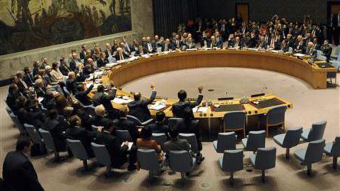 un security council reuters