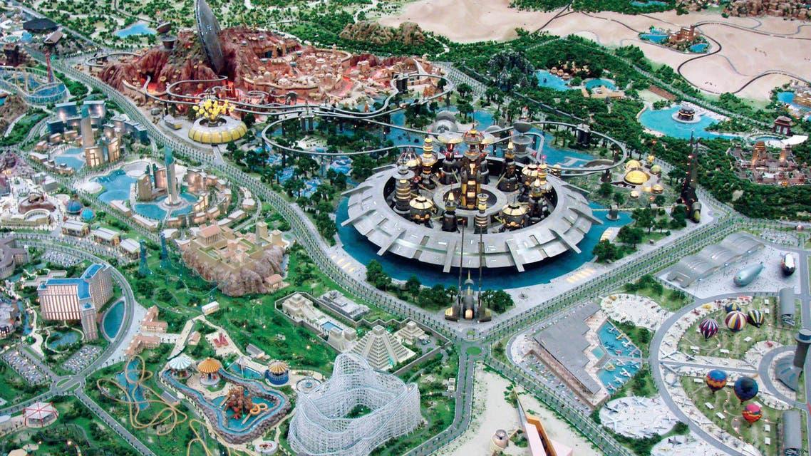 من مشاريع مجموعة دبي للعقارات