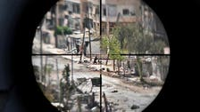 Syria snipers targeted pregnant women, says British surgeon