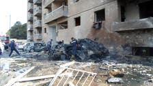 Car bomb hits Egyptian army intelligence building in Ismailia