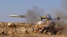 Syria rebels advance toward key airport in Hama