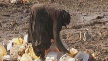 العالم يهدر 30% من الغذاء تكفي لـ800 مليون جائع