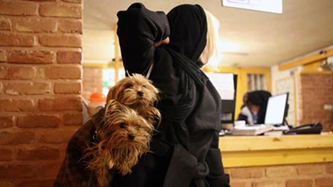 iran dogs guardian
