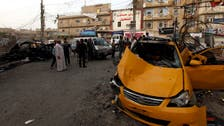 Officials: eight suicide bombers kill at least six in Baghdad