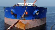 Saudi rescue of Iran oil tanker likely prevented major oil spill